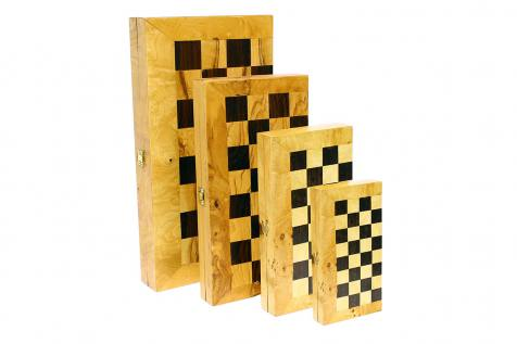 BACKGAMMON-CHESS OLIVE ROOT