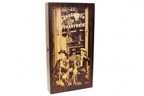 BACKGAMMON ENGRAVING CASES