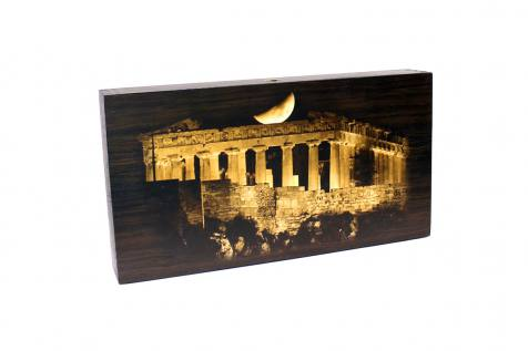 BACKGAMMON  ENGRAVING PARTHENONAS
