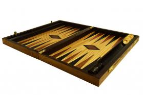 BACKGAMMON OLIVE ROOT CASES