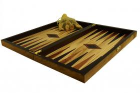 BACKGAMMON OLIVE ROOT