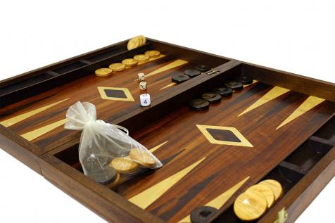 BACKGAMMON ROSE CASES